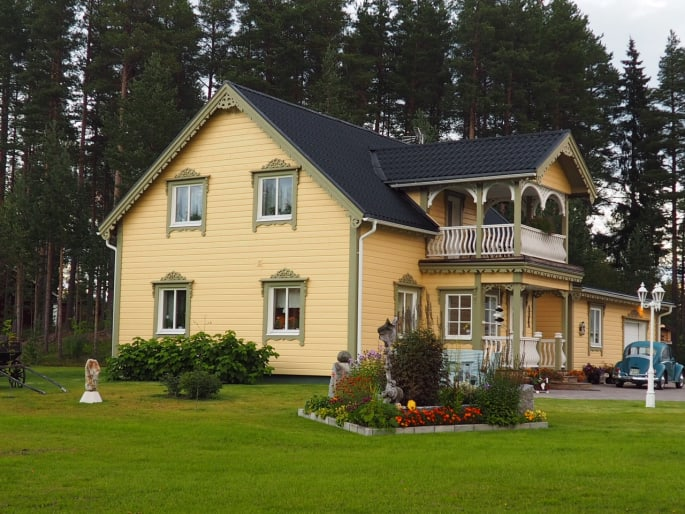 TORPET, Norsjö kommuns vackraste