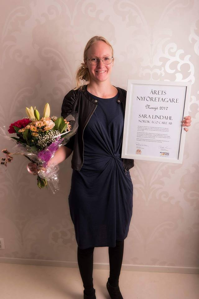 Årets Nyföretagare Norsjö 2017